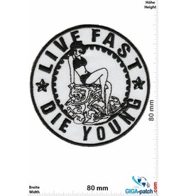 Cafe Racer Cafe Racers - Live Fast - Die Young