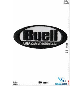 Buell Buell Motorcycles - schwarz - small