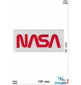 Nasa Nasa - rot weiss