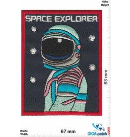 Nasa Space Explorer - Raumfahrt Weltraum - red