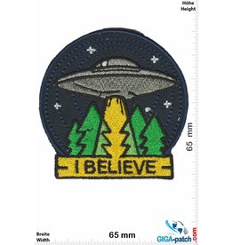 Alien I Believe - UFO - Alien