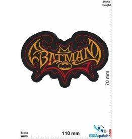 Batman Batman - gold red