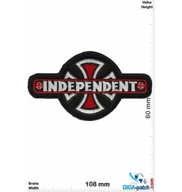 Independent Independent - Truck Company - Skater - red silver