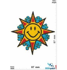 Smiley Sun Smile - Smiley