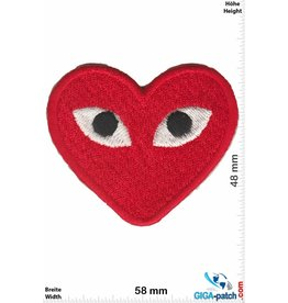 Love Hearts - Face