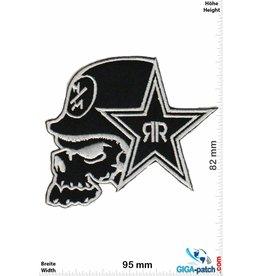 Rockstar Metal Mulisha mit Rockstar Energy Drink - Totenkopf mit Helm - black