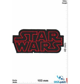 Star Wars Starwars - rot