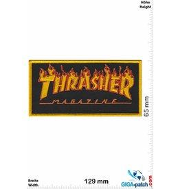 Thrasher Thrasher Magazine - gold Flame - Skater - HQ
