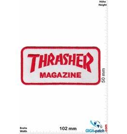 Thrasher Thrasher Magazine - red - small