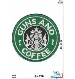 Starbucks Starbucks - Guns and Coffee
