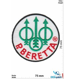 Beretta P. Beretta - green red - Guns