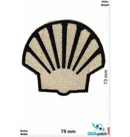 Shell Shell - Muschel - silver