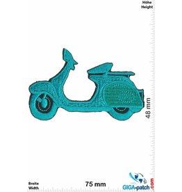 Vespa Vespa - Roller - blau