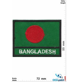 Bangladesh Flagge - Bangladesch -  Bangladesh