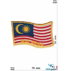 Malaysia Flagge Malaysias - Malaysia