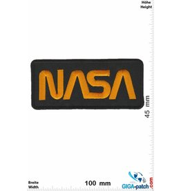 Nasa NASA - black gold