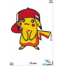 Pikachu  Pikachu - Pokémon - Cap