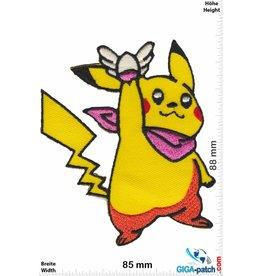 Pikachu  Pikachu - Pokémon - Fly