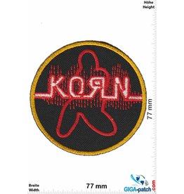 Korn Korn - red gold - Metalband