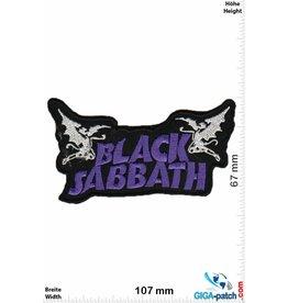 Black Sabbath Black Sabbath - purple - lila