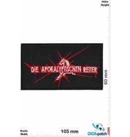 Apokalyptischen Reiter  Die Apokalyptischen Reiter - Black- Death- Thrash- und Power Metal - Rock and Folk