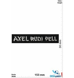 Axel Rudi Pell Axel Rudi Pell - Hard-Rock- und Heavy-Metal