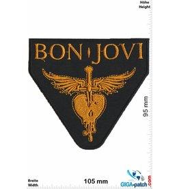 Bon Jovi  Bon Jovi - gold