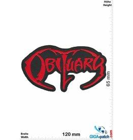 Obituary Obituary - Death-Metal-Band -red