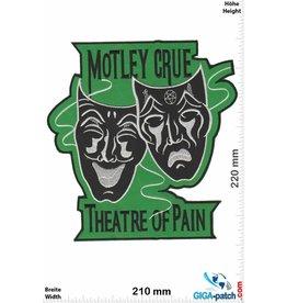 Motley Crue Motley Crue - Theatre of Pain - 22 cm