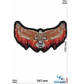 Adler Eagle -Skull  - 25 cm - BIG
