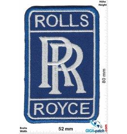 Rolls Royce RR - Rolls Royce - Blue