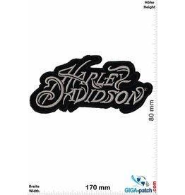 Harley Davidson Harley Davidson - Schrift