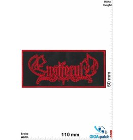 Ensiferum  Ensiferum - Metal-Band - rot