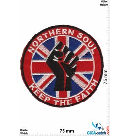 Northerm Soul Northern Soul  - Keep the Faith UK