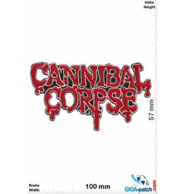 Cannibal Corpse Cannibal Corpse -Death-Metal-Band -rot