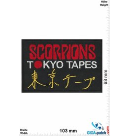 Scorpions Scorpions - Tokyo Tapes - Hard-Rock-/Heavy-Metal-Band
