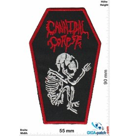Cannibal Corpse Cannibal Corpse -Death-Metal-Band - coffin