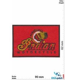 Indian Indian Motorbike - Motorcycle - red