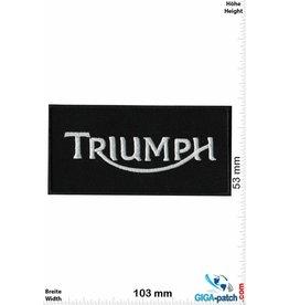 Triumph Triumph - schwarz silber