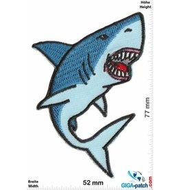 Shark Hai - blue