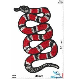 Snake Königsnatter - Schlange