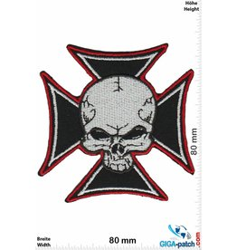 Iron Cross Eiserne Kreuz  - Totenkopf