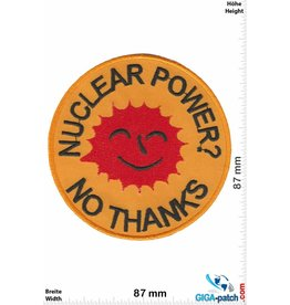 Atomkraft Nuclear Power? No Thanks