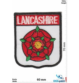 England, England Lancashire-  England - coat of arms