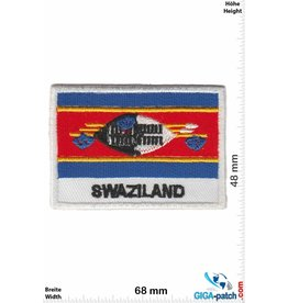 Swaziland Swaziland - Flagge