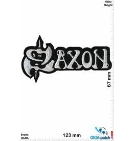 Saxon Saxon -Heavy-Metal-Band - silver