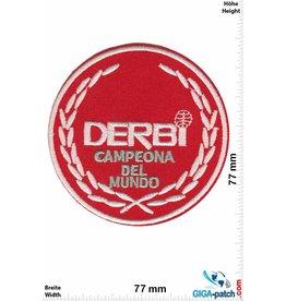 DERBI  DERBI - Campeona del Mundo