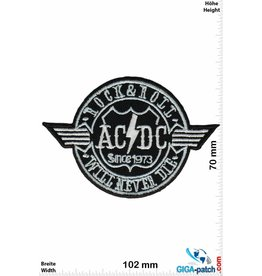 AC DC ACDC  - AC DC - Rock & Roll will never die- Since 1973