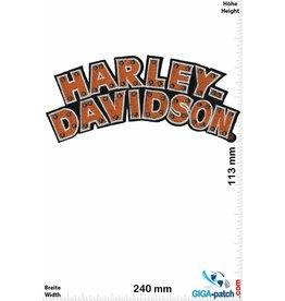 Harley Davidson Harley Davidson  - 24 cm -BIG