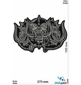 Motörhead Bastards - Motörhead- 27 cm - BIG